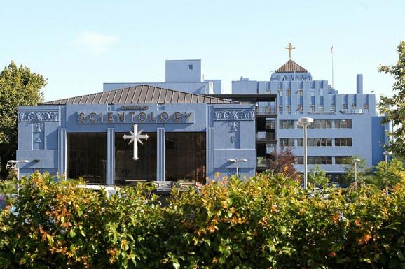 Sajentološka crkva u Los Anđelesu