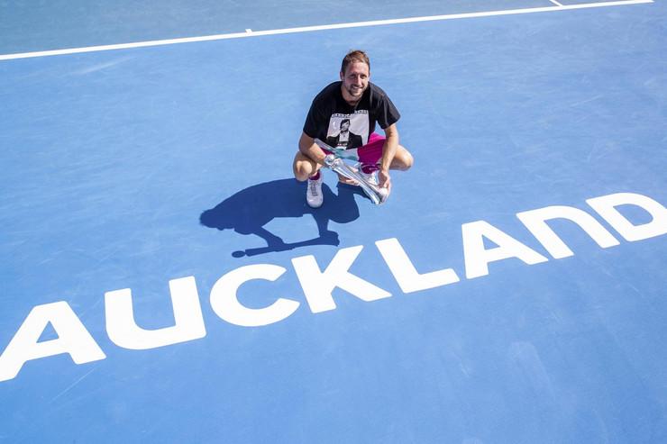 Tenis Sandgren
