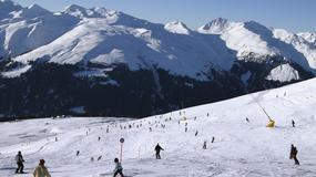 Wyjazd na narty do Szwajcarii droższy o 50 proc. niż do Austrii lub Włoch
