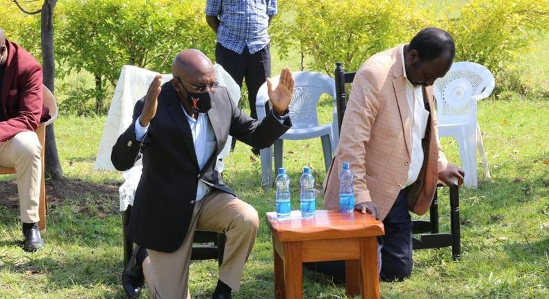 DP Ruto's allies hold special prayers for troubled colleague ahead of key event on Tuesday