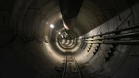 Elon Musk pokazał zdjęcie tunelu pod Los Angeles