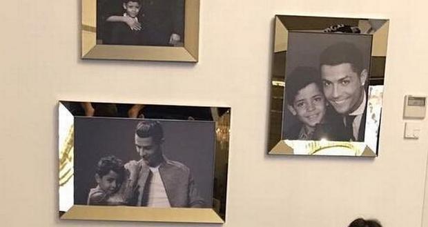 Ronaldo i sin