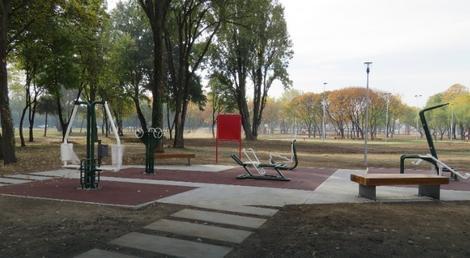 Sređivanje parkova i igrališta