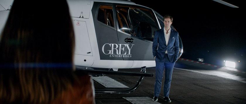 """""""Scena z filmu Pięćdziesiąt twarzy Greya"""""""