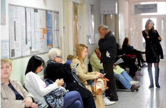 Grip u domovima zdravlja