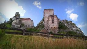 Archeolodzy odkryli nieznaną kondygnację zamku w Olsztynie k. Częstochowy