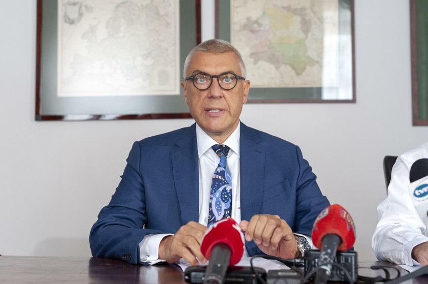 Roman Giertych chce przeprosin od prokuratora