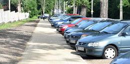 Uwaga kierowcy. Nowy parking przed szpitalem MSWiA
