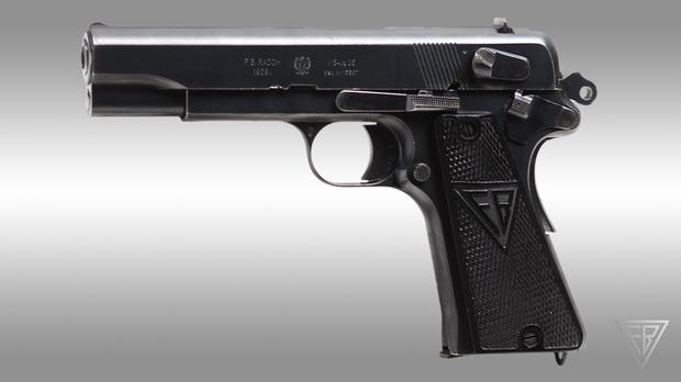 Pistolet VIS wz. 35