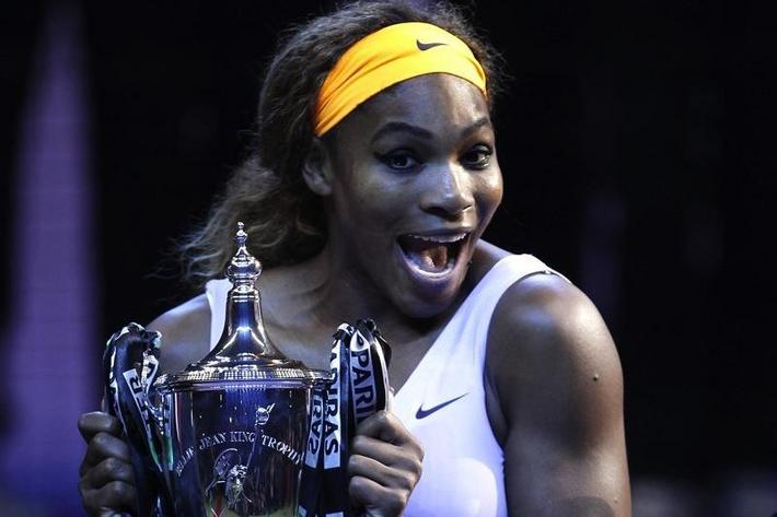 3. Serena Williams (tenis) - 22 mln dolarów