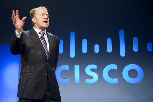 John Chambers, szef koncernu Cisco Systems