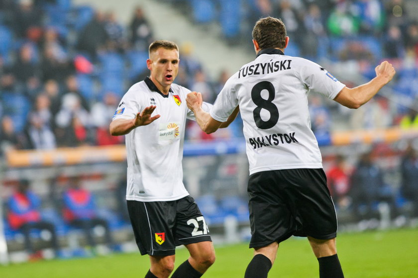 Najskuteczniejsze duety w Ekstraklasie