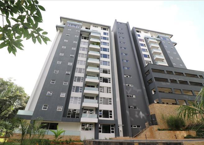 3-5 bedroom apartment for rent in Westlands, Nairobi. (Knight Frank)