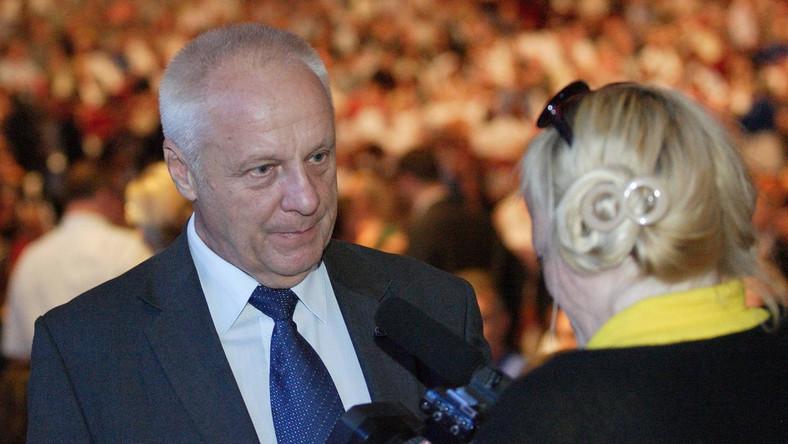 Niesiołowski o prokuratorze: W jakimś stopniu niezrównoważony