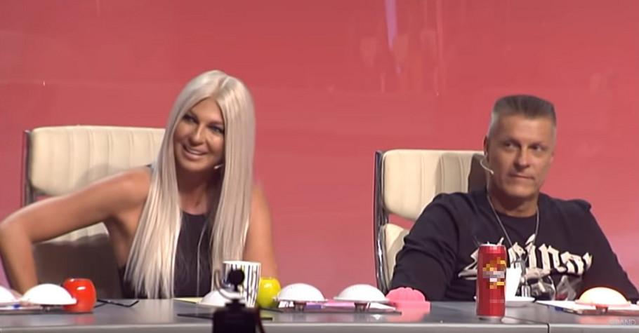 Jelena Karleuša i Đorđe David