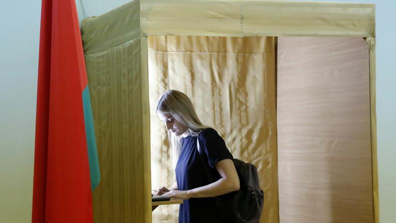 W niedzielę Białoruś wybiera prezydenta