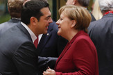 Angela Merkel Aleksis Cipras