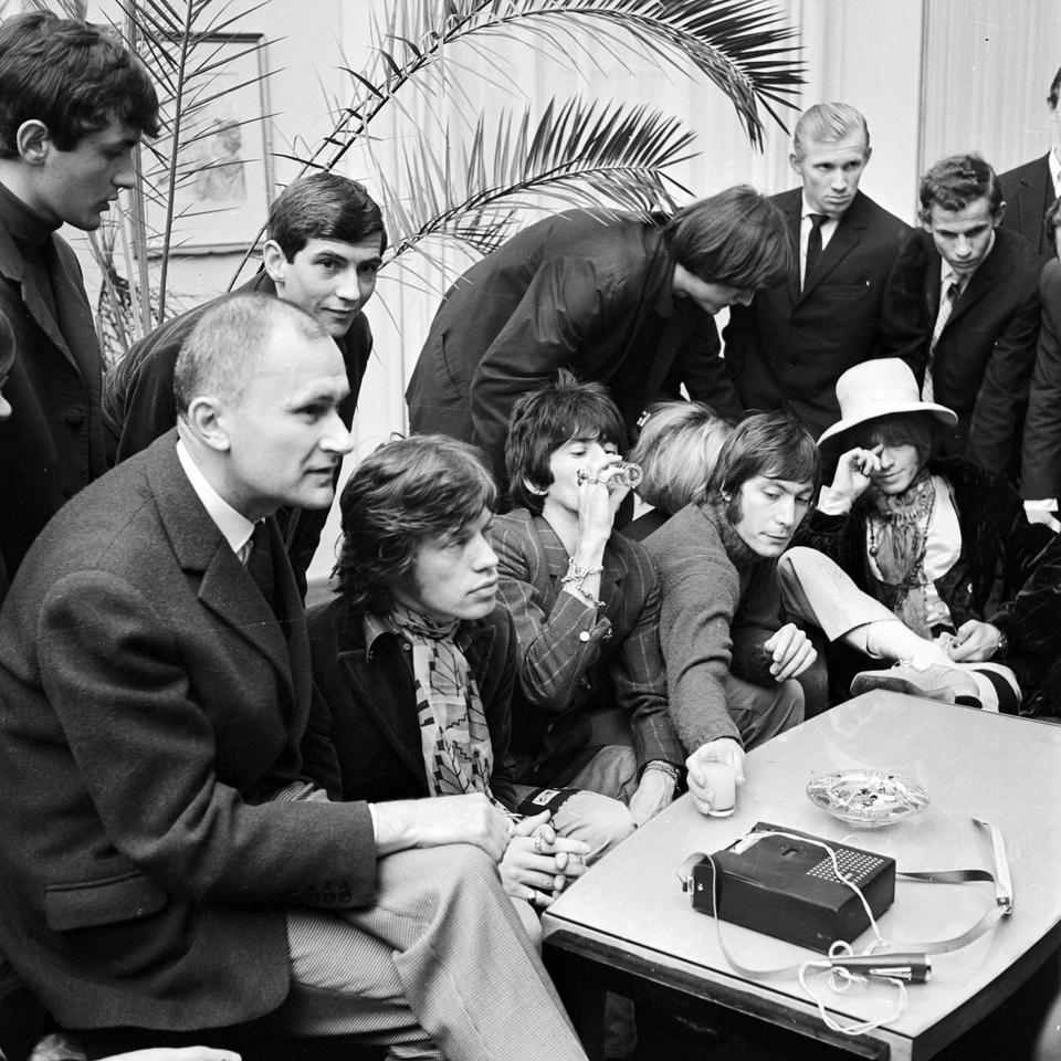 Rolling Stones w Polsce w 1967 roku