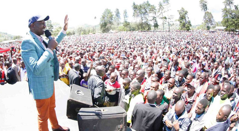 DP Ruto issues ultimatum to Jubilee MPs after Uhuru's meeting at Sagana State Lodge