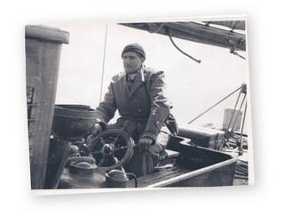 Witold Kieżun. Żołnierz, ekonomista i… artysta