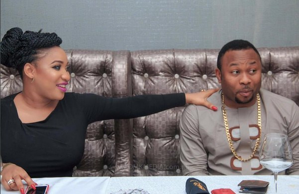Tonto Dikeh reacts to news of alleged illegal sale of Churchill Olakunle's SUV