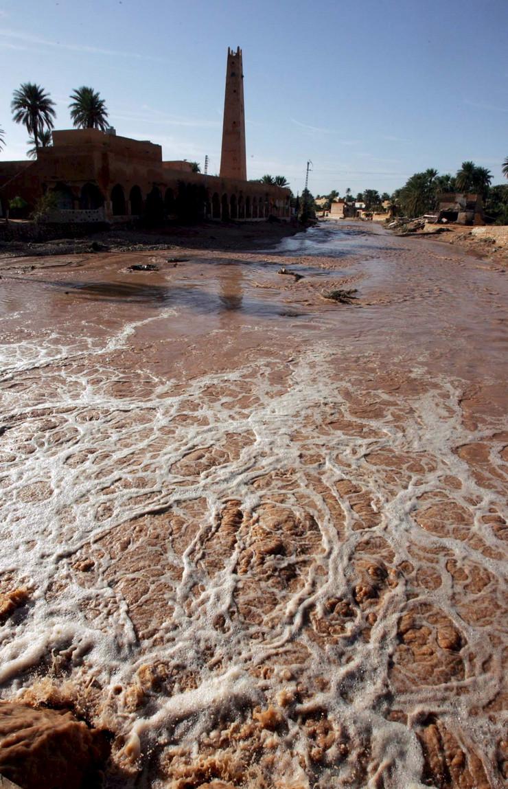 alžir poplava