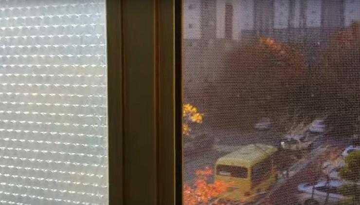 Prozori, izolacija