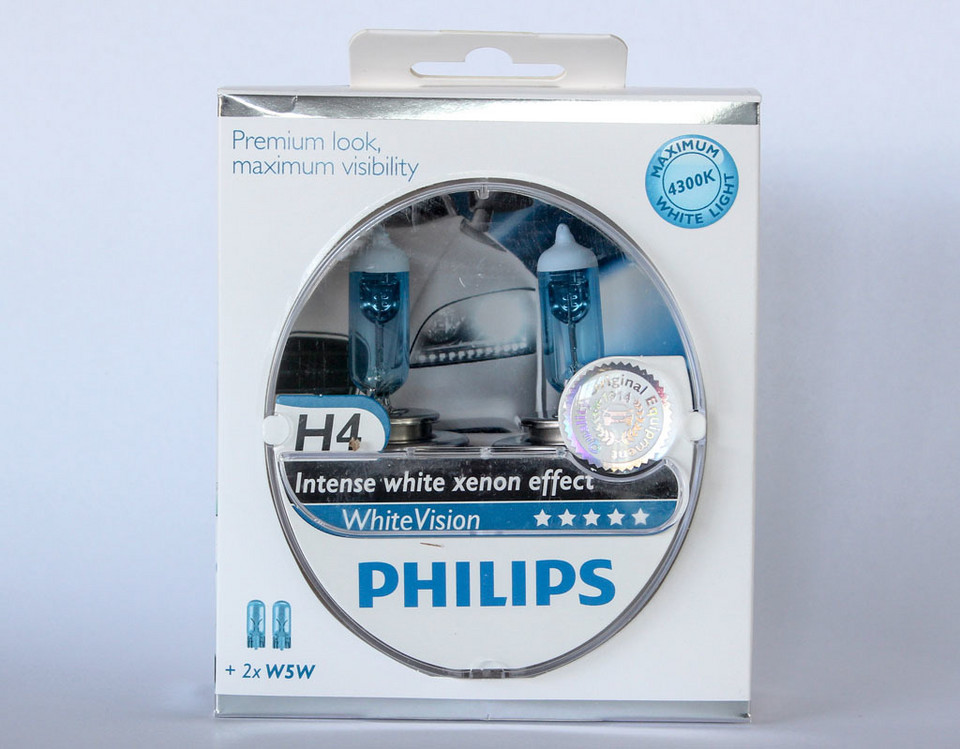 Philips White Vision цена 60 зл / комплект