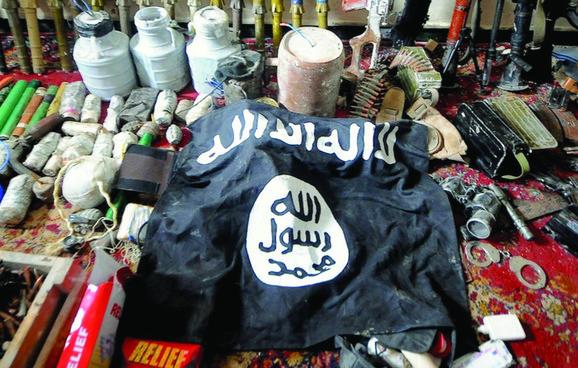 Fanatici: Zapljenjeni eksploziv islamista foto:Profimedia