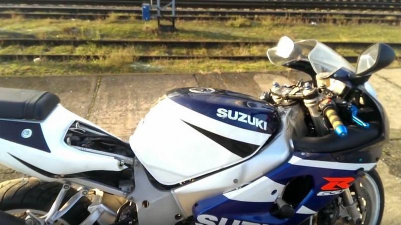 Ten motocykl potraktujcie jako ostrzeżenie przed lekkomyślnym zakupem używanego pojazdu
