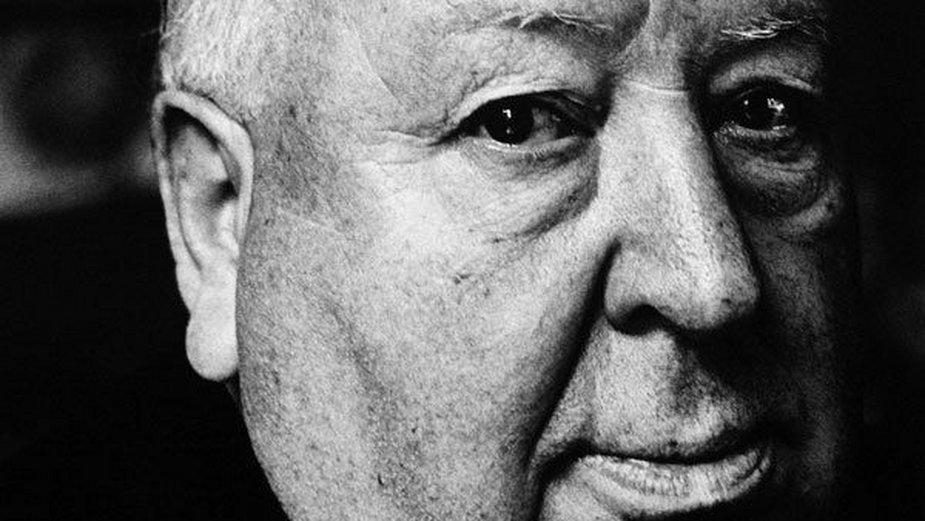 Alfred Hitchcock (fot. Jack Mitchell, opublikowano na licencji Creative Commons Attribution-Share Alike 4.0 International)