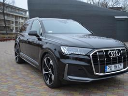 Audi Q7 50 TDI - prestiż i wygoda – test
