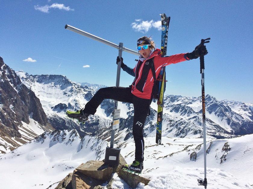 Ta dzielna kobieta chce spełniać swoje marzenia! Anna Tybor (29 l.) postanowiła zjechać na nartach z ośmiotysięcznika Manaslu (8156 m n.p.m.).