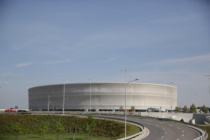 Stadion Miejski przy al. Śląskiej 1 we Wrocławiu