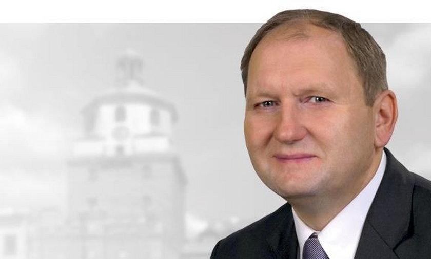 Wojciech Krakowski, radny lubelskiej Rady Miasta