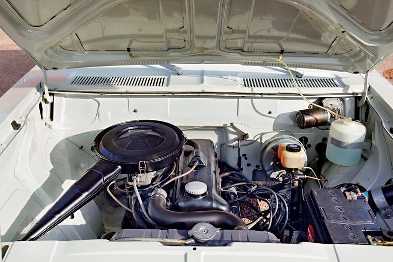 Silnik o pojemności 1900 ccm Opel stosował w różnych modelach. Dzięki temu obecnie łatwiejsze jest poszukiwanie części zamiennych.