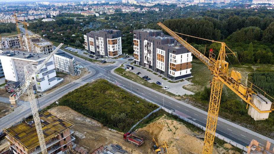 Mieszkaniowy rozkwit w mniejszych miastach