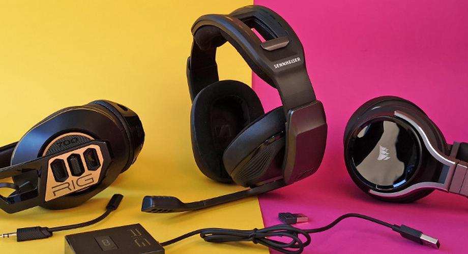Drei Gaming-Headsets von 130 bis 200 Euro im Vergleich