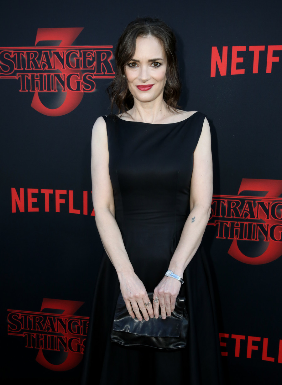 Winona Ryder dziś / Getty Images / Rachel Murray