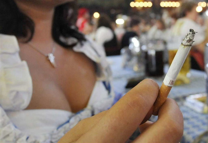 Święto piwa bez papierosów