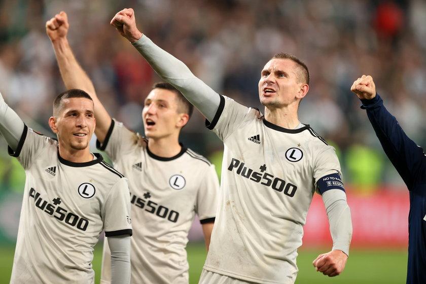 Artur Jędrzejczyk (33 l.) i Bartosz Salamon (30 l.) kiedyś grali razem w reprezentacji, teraz walczą przeciwko sobie w lidze.