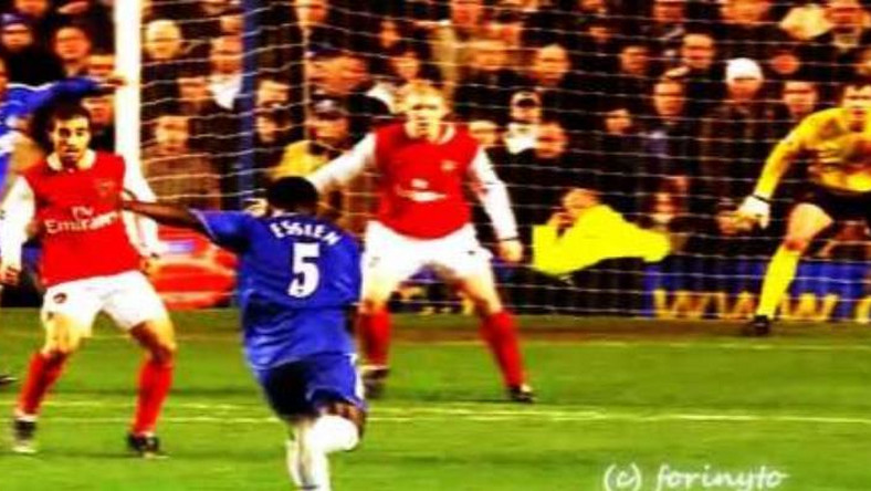 Michael Essien vs Arsenal