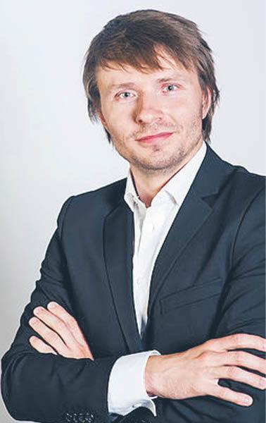 Radosław Płonka adwokat, ekspert ds. prawnych BCC i członek Konwentu BCC  Fot. mat. prasowe