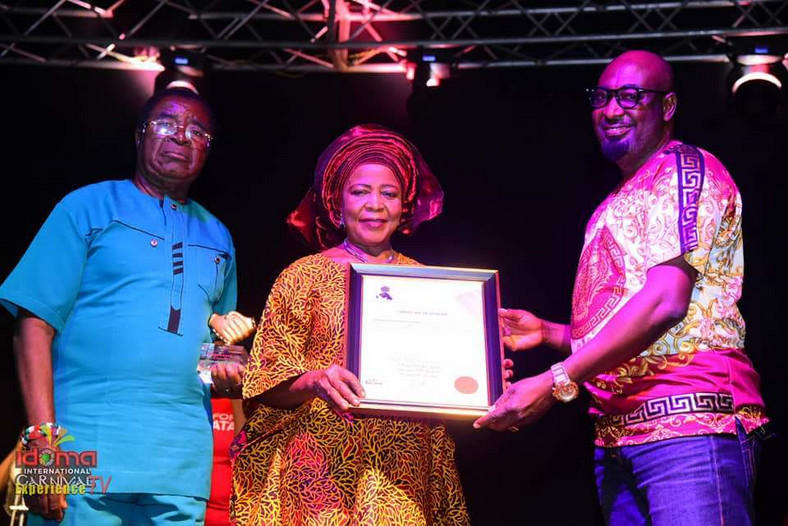 The Achievement Awards saw imminent personalities of Idoma extractions recognised due to their services to the Idoma nation and Nigeria at large at the Idoma International Festival.