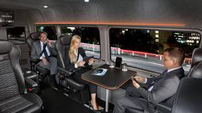 Mercedes Sprinter Brabus dla prezesa