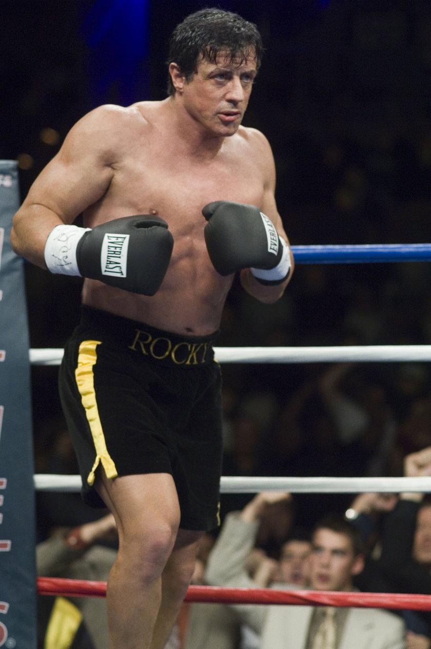 """Słynny """"Rocky"""" na meczu ligi angielskiej!"""