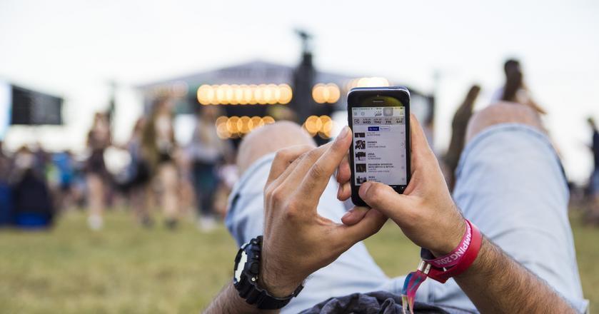 Po Open'er Festival: 6 technologii, które zmieniają festiwale muzyczne