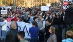Turajlić, Georgiev i Trifunović podržali studente