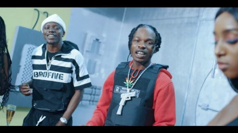VIDEO: Naira Marley and Zlatan feature on 'Come Online (Remix)' by  Q2. (YouTube/Naira Marley)