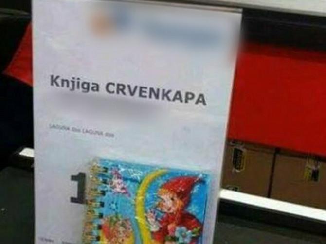 """""""Šta je sledeće? PINOKIO SA KONDOMOM?"""" U beogradskom marketu se prodaje knjiga za decu zbog koje ćete Crvenkapu GLEDATI DRUGIM OČIMA"""